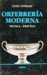 ORFEBRERIA MODERNA