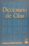 DICCIONARIO CITAS