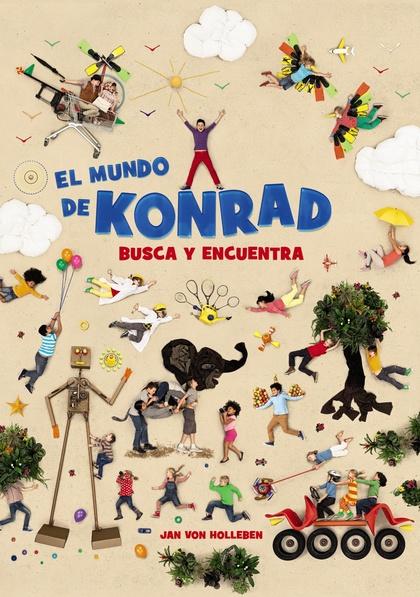 EL MUNDO DE KONRAD. BUSCA Y ENCUENTRA.