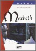 MACBETH DRAMA+CD N/E.