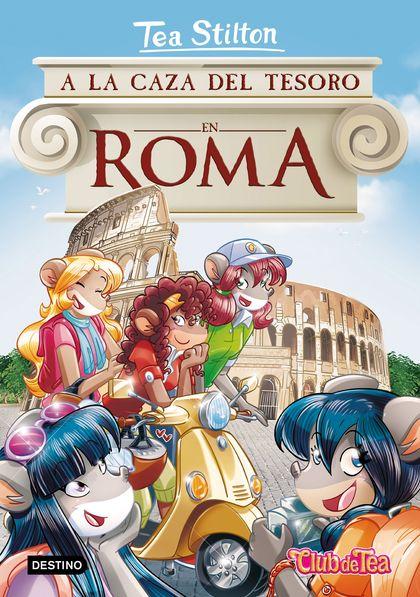 A LA CAZA DEL TESORO EN ROMA.