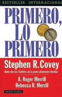 PRIMERO, LO PRIMERO -PLURAL-
