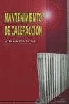 MANTENIMIENTO DE CALEFACCIÓN