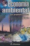 ECONOMIA AMBIENTAL ANALISIS CRITICO