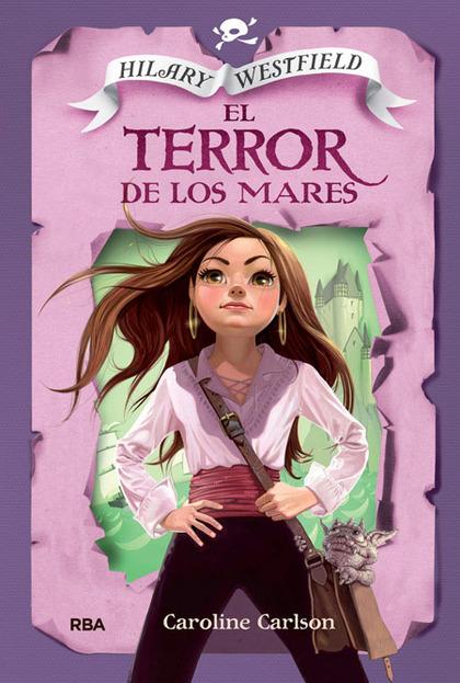 HILARY WESTFIELD 2: EL TERROR DE LOS MARES.