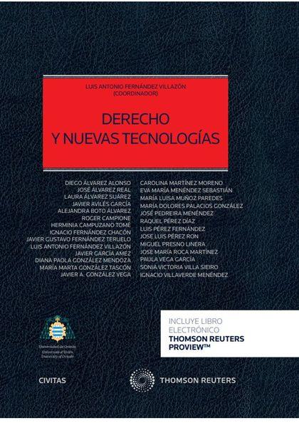 DERECHO Y NUEVAS TECNOLOGIAS DUO.