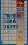 CUADERNO ACTIVIDADES 1 PROPIEDADES FISICAS MATERIA PRIMER CICLO ESO