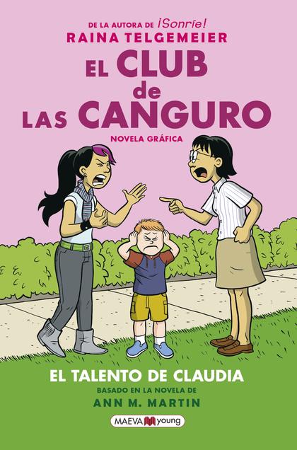 CLUB DE LAS CANGURO 4 CLAUDIA & MEAN JAN.