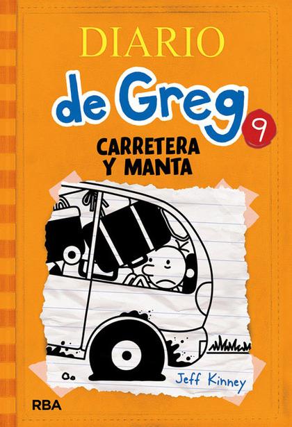DIARIO DE GREG, 9. CARRETERA Y MANTA