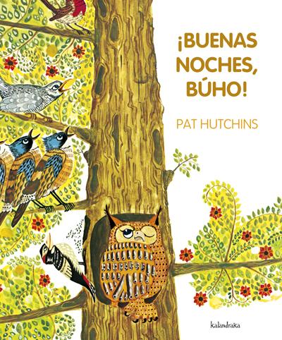 BUENAS NOCHES, BÚHO