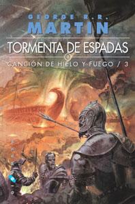 TORMENTA DE ESPADAS. CANCION DE HIELO Y FUEGO 3
