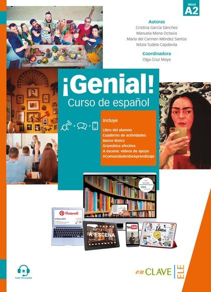 ¡GENIAL! A2                                                                     CURSO DE ESPAÑO