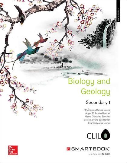 LA+SB BIOLOGY AND GEOLOGY 1 ESO CLIL. LIBRO ALUMNO + SMARTBOOK..
