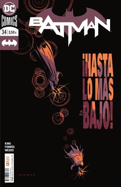 BATMAN NÚM. 89/34.