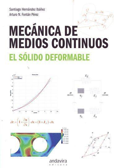 MECÁNICA DE MEDIOS CONTÍNUOS.