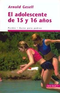 ADOLESCENTE DE 15 Y 16 AÑOS. EL