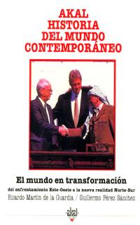 AKAL H.MUNDO CONTEMPORANEO N.33.MUNDO EN TRANSFORMACION