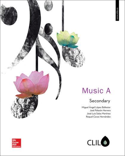 LA - MUSIC A ESO CLIL. LIBRO ALUMNO..