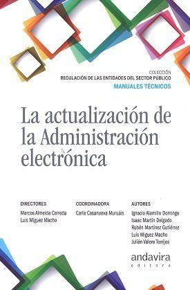 LA ACTUALIZACIÓN DE LA ADMINISTRACIÓN ELECTRÓNICA.