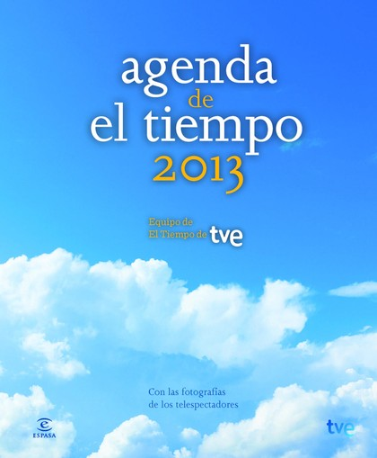 AGENDA EL TIEMPO 2013.