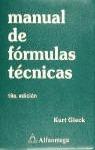 MANUAL DE FORMULAS TECNICAS