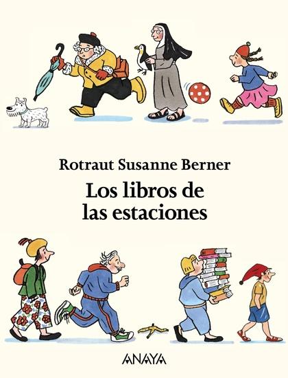 LOS LIBROS DE LAS ESTACIONES (ESTUCHE).