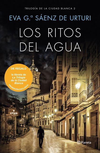 PACK TC LOS RITOS DEL AGUA. TRILOGÍA DE LA CIUDAD BLANCA 2