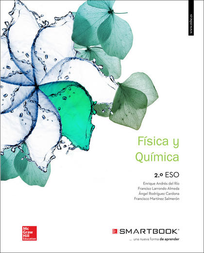 BL FISICA Y QUIMICA 2 ESO. LIBRO DIGITAL.