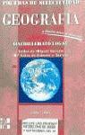 SELECTIVIDAD GEOGRAFIA 94-96