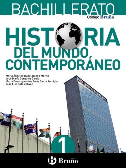 CÓDIGO BRUÑO, HISTORIA DEL MUNDO CONTEMPORÁNEO, 1 BACHILLERATO
