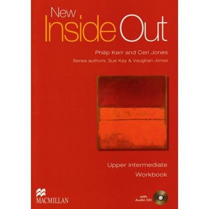 WB. NEW INSIDE OUT: UPPER INTERMEDIATE (+ CD).