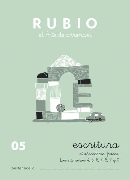 ESCRITURA RUBIO, N. 05