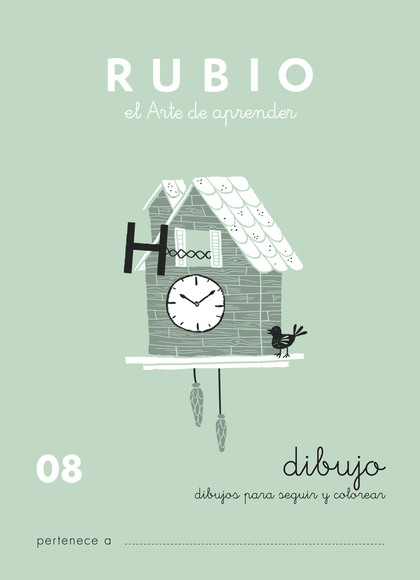 DIBUJOS RUBIO, N. 08