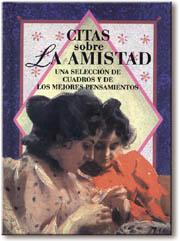 CITAS AMISTAD