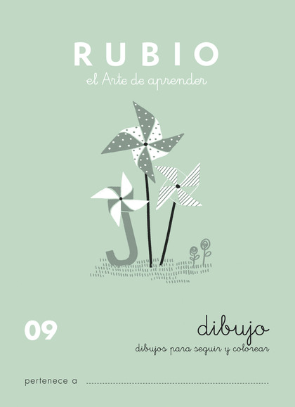 DIBUJOS RUBIO, N. 09