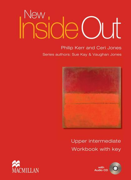 NEW INSIDE OUT UPPER INTERMEDIATE  EJERCICIOS +KEY.