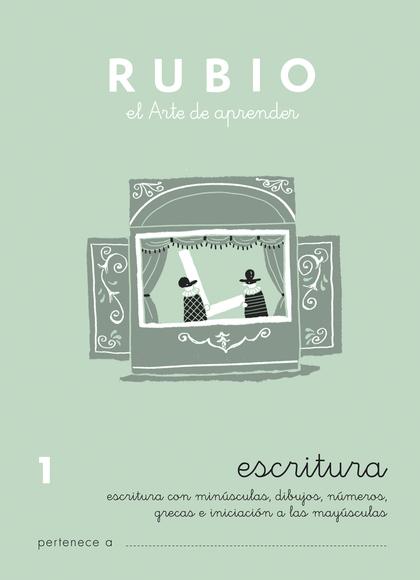 ESCRITURA RUBIO, N. 1