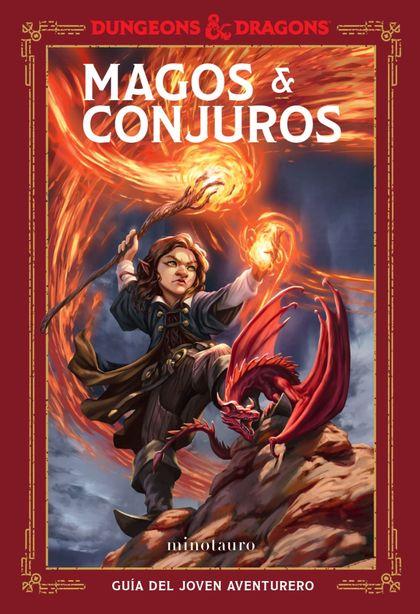 DUNGEONS & DRAGONS. MAGOS & CONJUROS.
