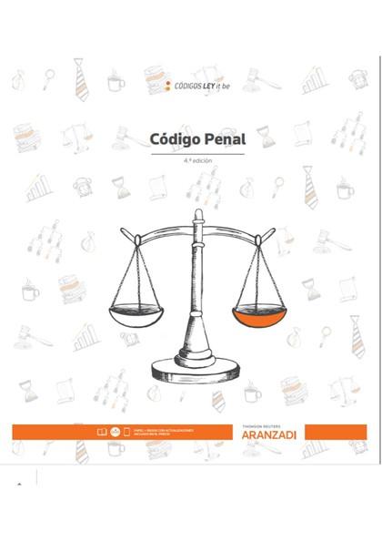 CÓDIGO PENAL (LEYITBE) (PAPEL + E-BOOK).
