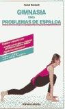 GIMNASIA PARA PROBLEMAS DE ESPALDA