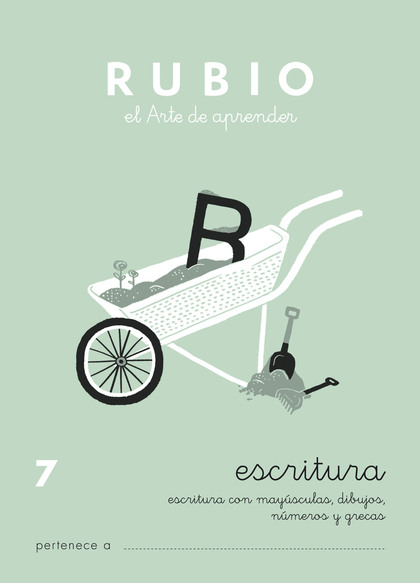 ESCRITURA RUBIO, N. 7