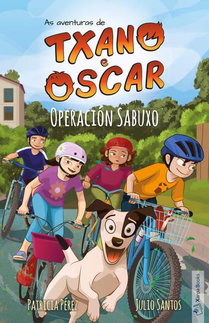 OPERACIÓN SABUXO                                                                AS AVENTURAS DE