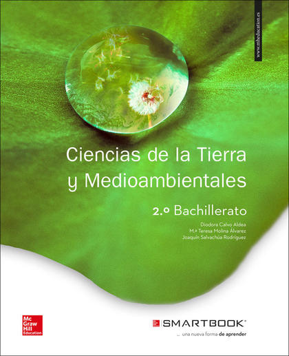 LA+SB CIENCIAS DE LA TIERRA 2 BACHILLERATO. LIBRO ALUMNO + SMARTBOOK..