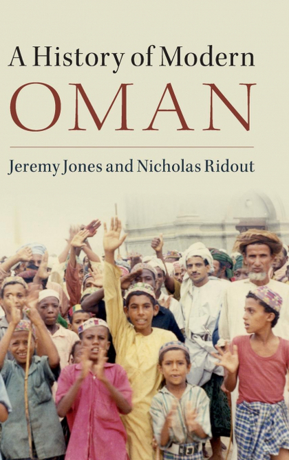 A HISTORY OF MODERN OMAN