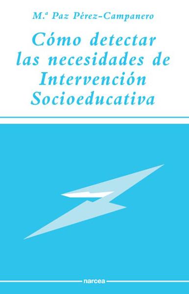 COMO DETECTAR NECESIDADES INTERVENCION SOCIOEDUCATIVA