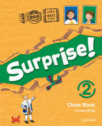 SURPRISE 2 COURSE BOOK