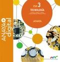 TECNOLOGÍA 3. ESO. ANAYA + DIGITAL..