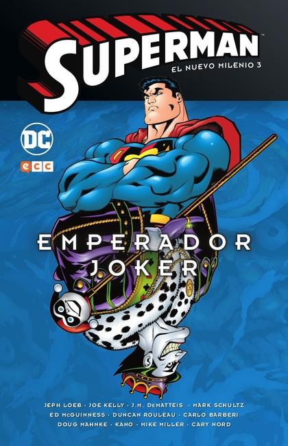 SUPERMAN: EL NUEVO MILENIO NÚM. 03 - EMPERADOR JOKER.
