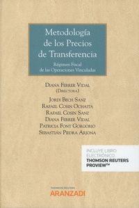 METODOLOGIA DE LOS PRECIO DE TRANSFERENCIA.