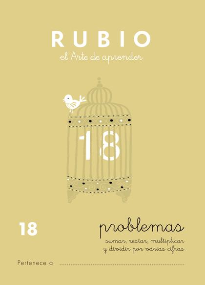 PROBLEMAS RUBIO, N 18
